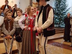 112. 21.01.2018 Jasełka w kosciele w Krynicy-Zdròj