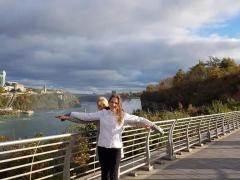 145. 25.10.2018 Potęga wodospadów Niagara oczami Małych Śwarnych